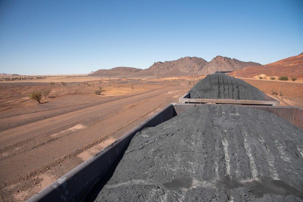 Le Train du Desert in Mauritania
