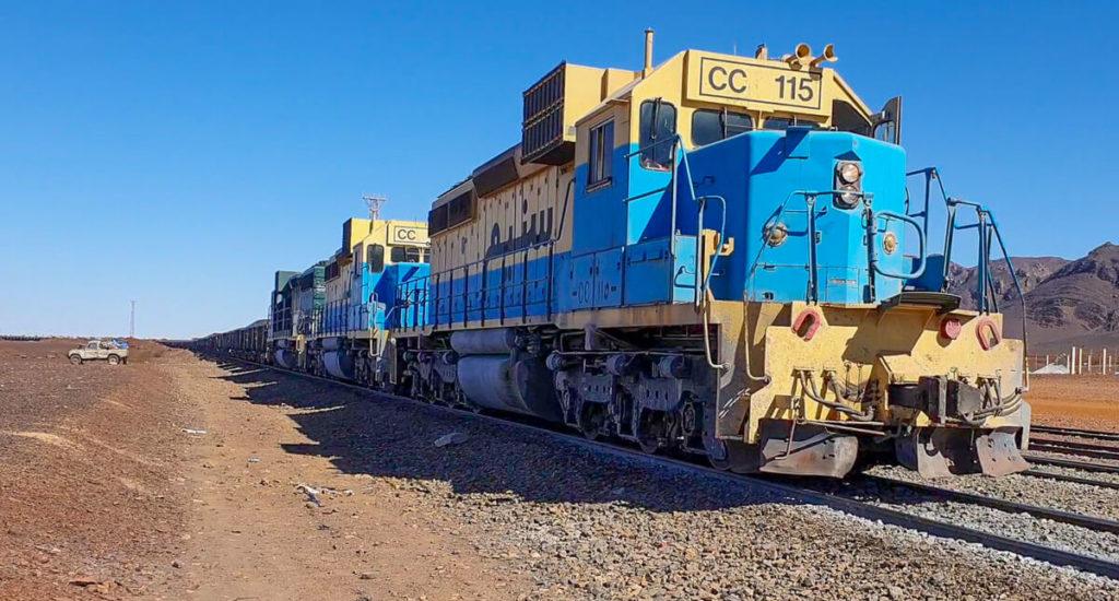Société Nationale Industrielle et Minière, Mauritania