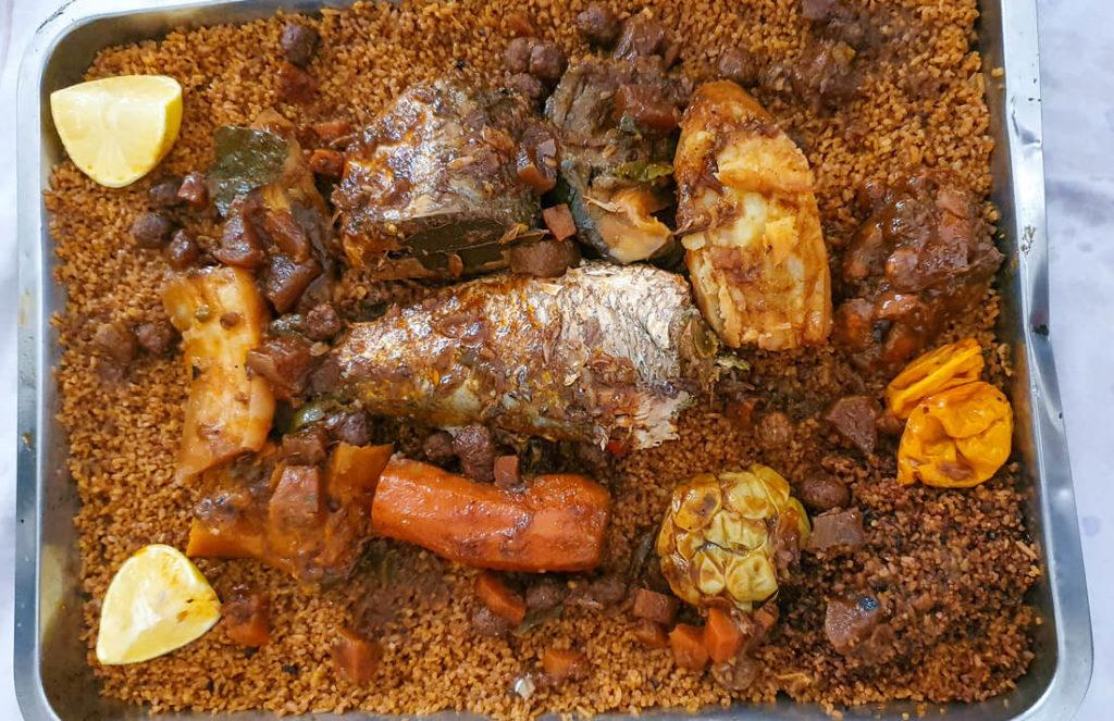 cocina Mauritana