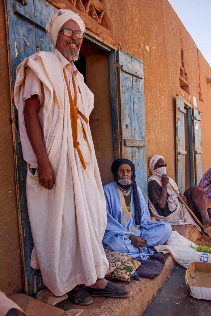gente Mauritania