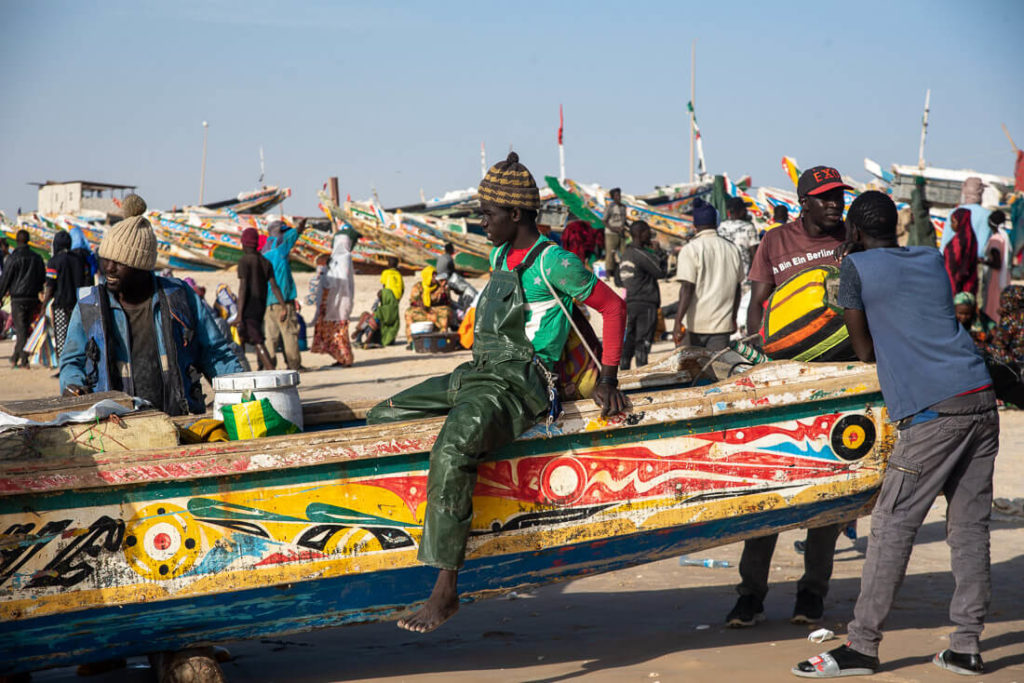 puerto de Nouakchott