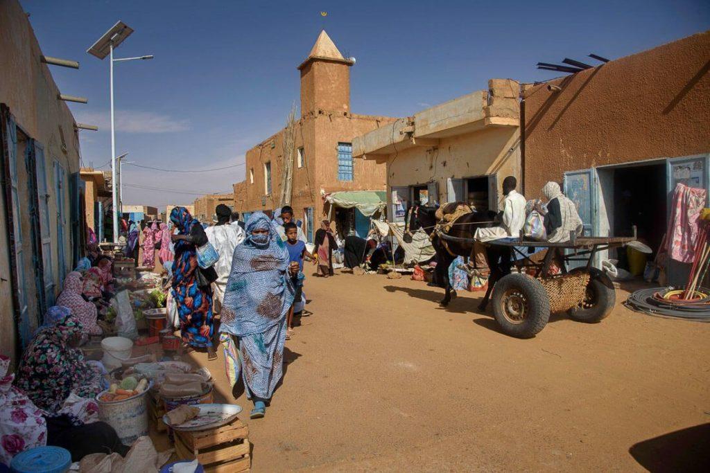 Tidjikja, Mauritania