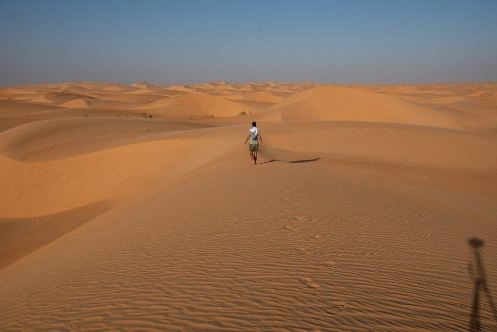 viaje a Mauritania