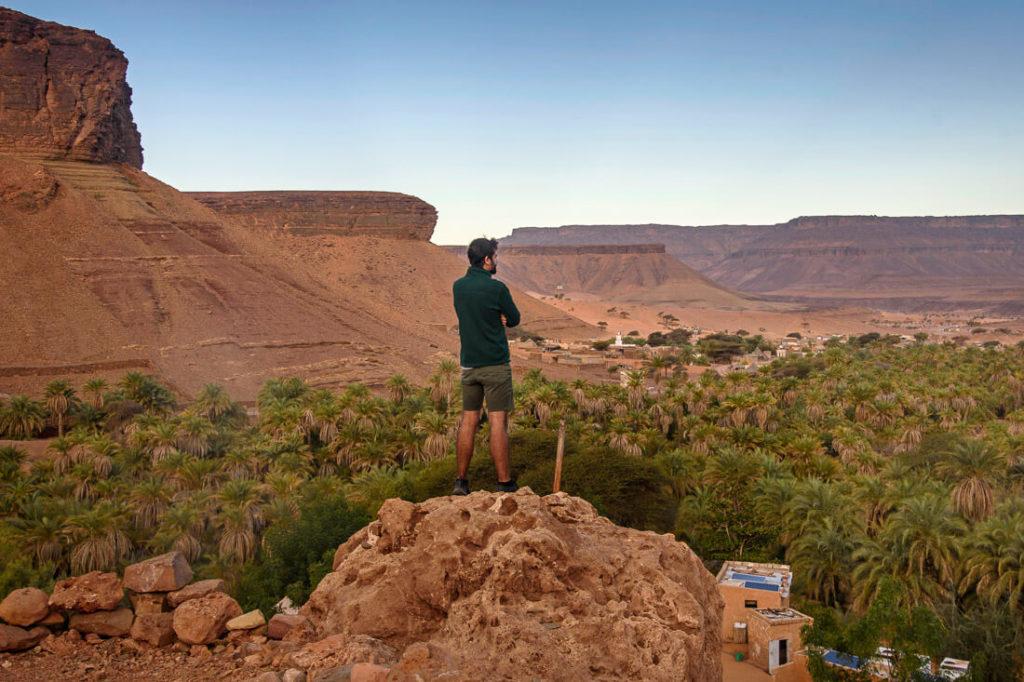 se puede viajar a Mauritania