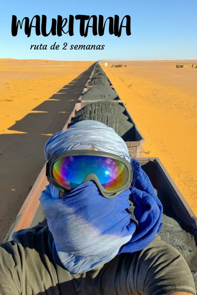 ruta Mauritania