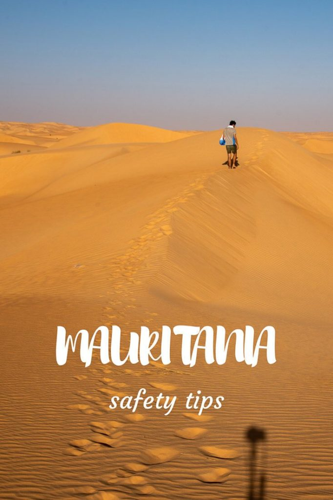 is Mauritania safe