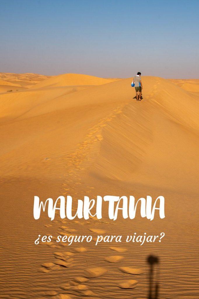 es Mauritania seguro para viajar?