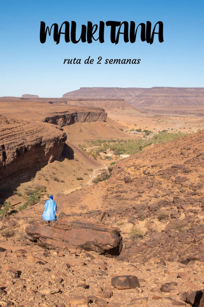 qué ver en Mauritania