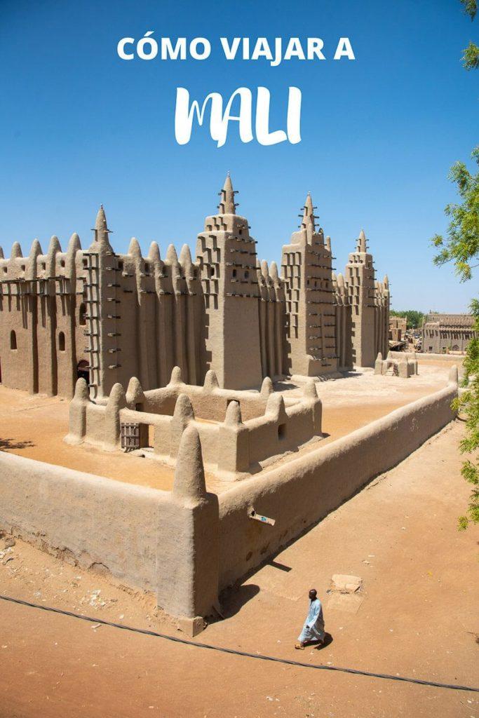 cómo viajar a Mali