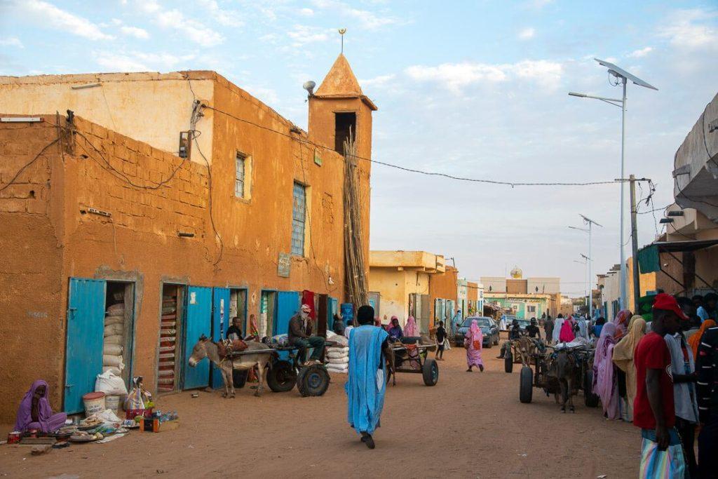 Mauritania consejos seguridad
