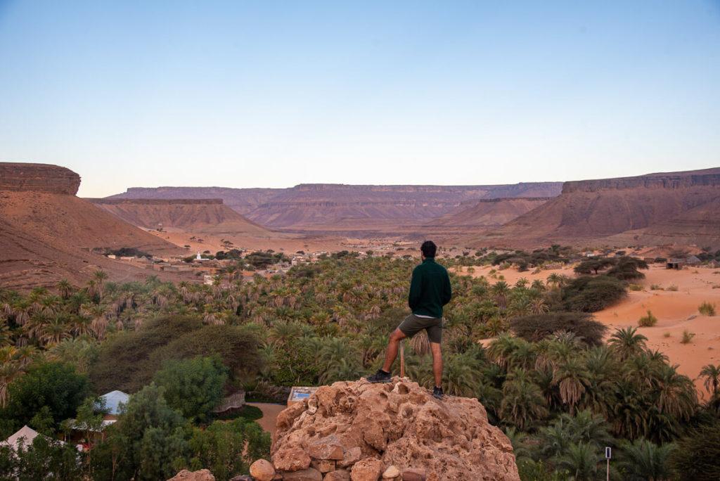 lugares que visitar en Mauritania
