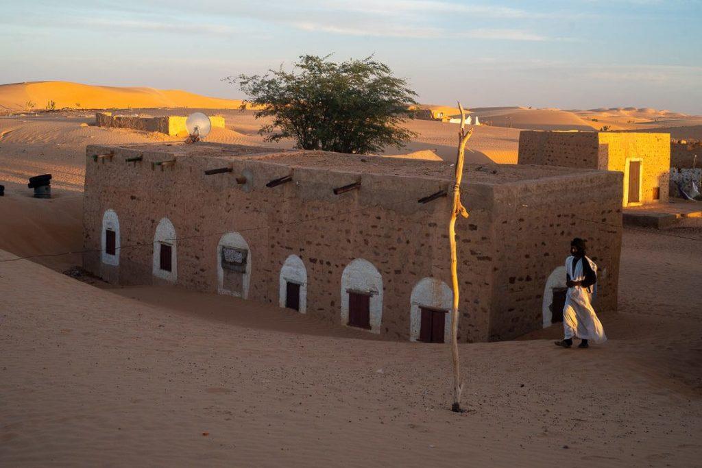 why is mauritania so dangerous