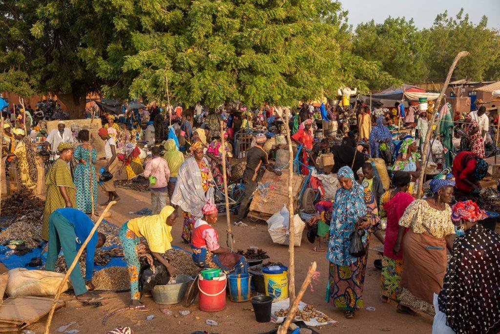 cómo ir a Mali
