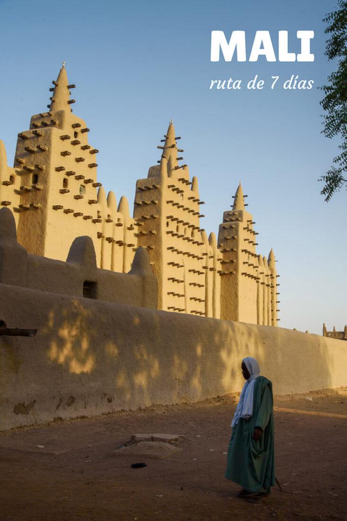 ruta por Mali