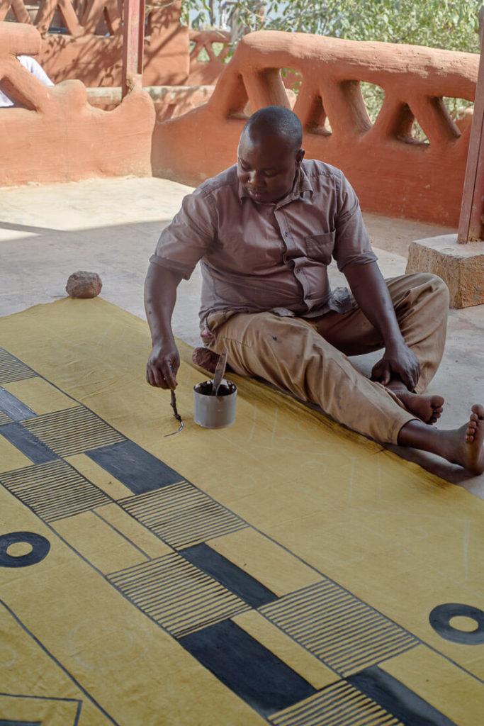 Centreo Textil de Ndomo