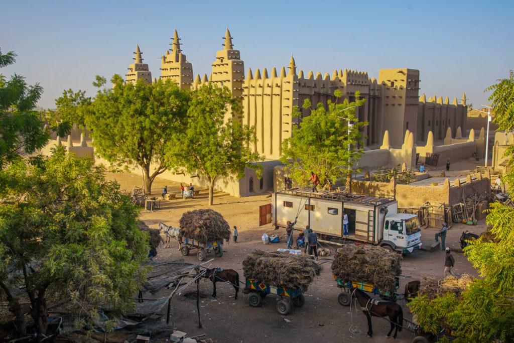 qué ver en Mali