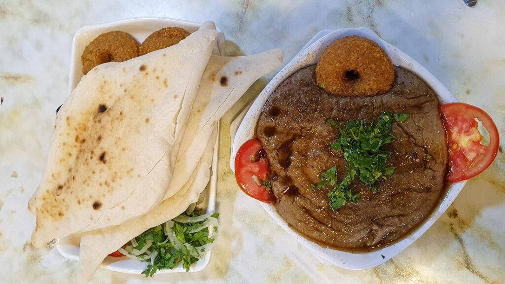 comida Mosul