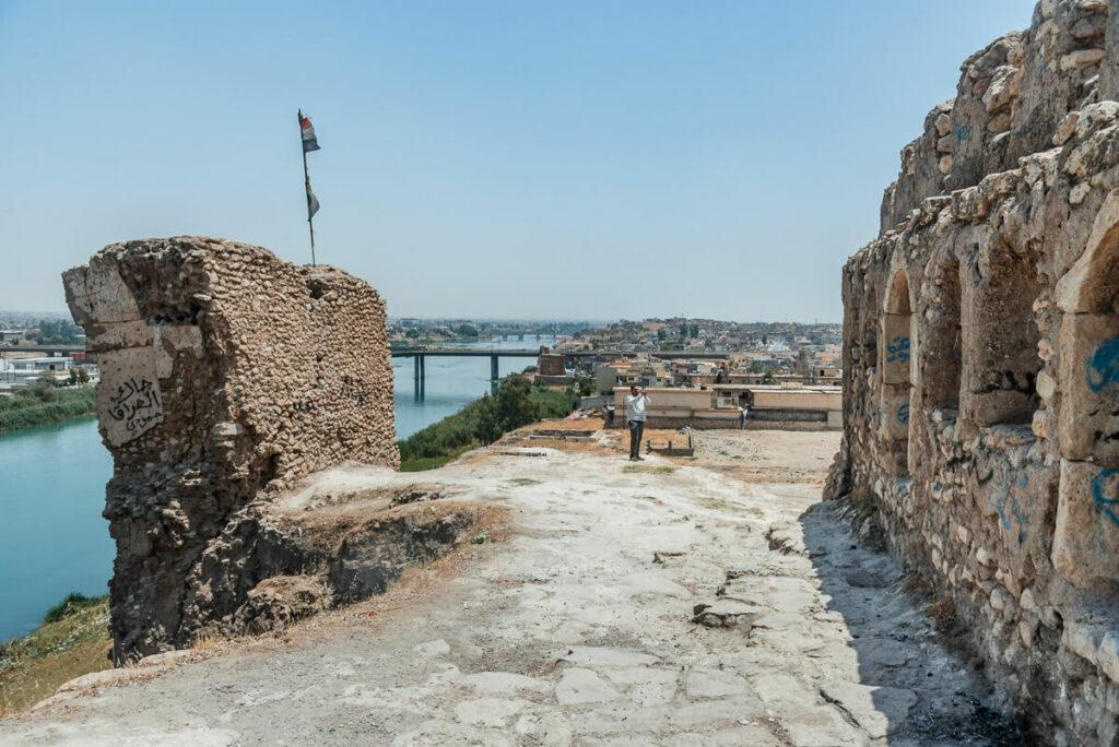 Bash Tapia Castle Mosul