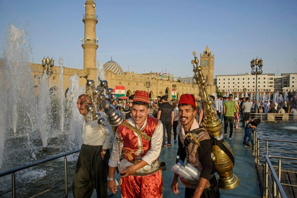 Visit Erbil
