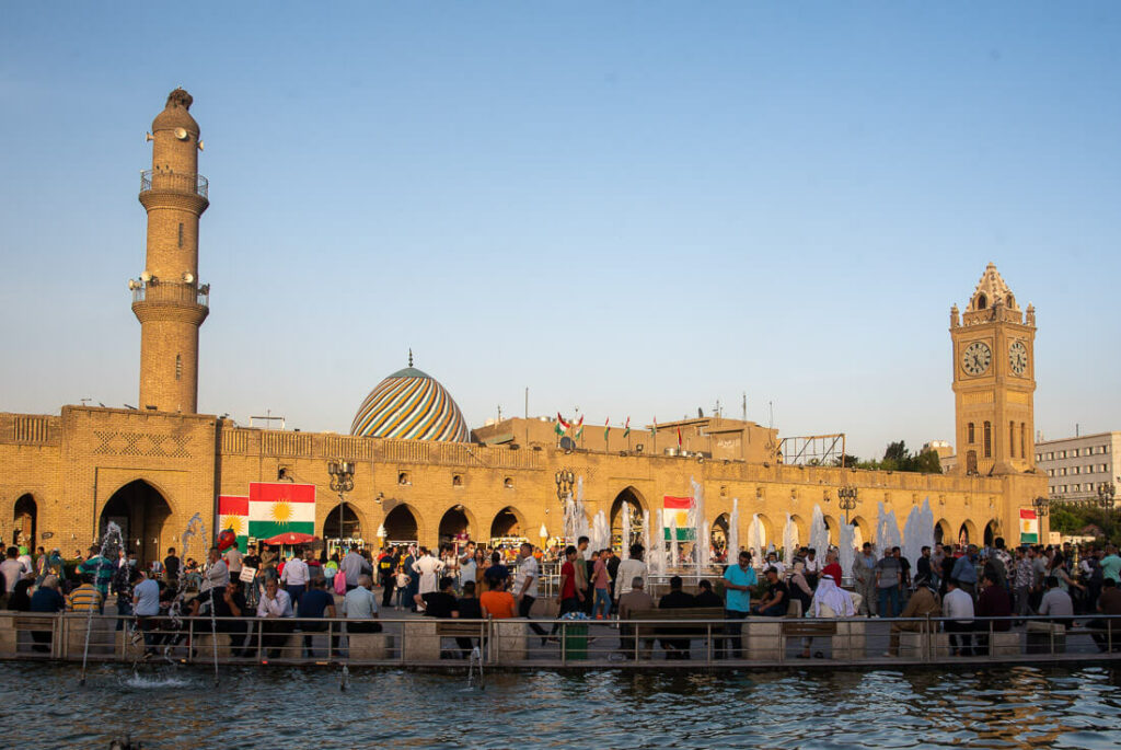 What to do in Erbil