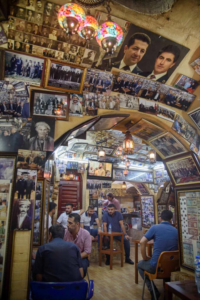 Tea house Erbil