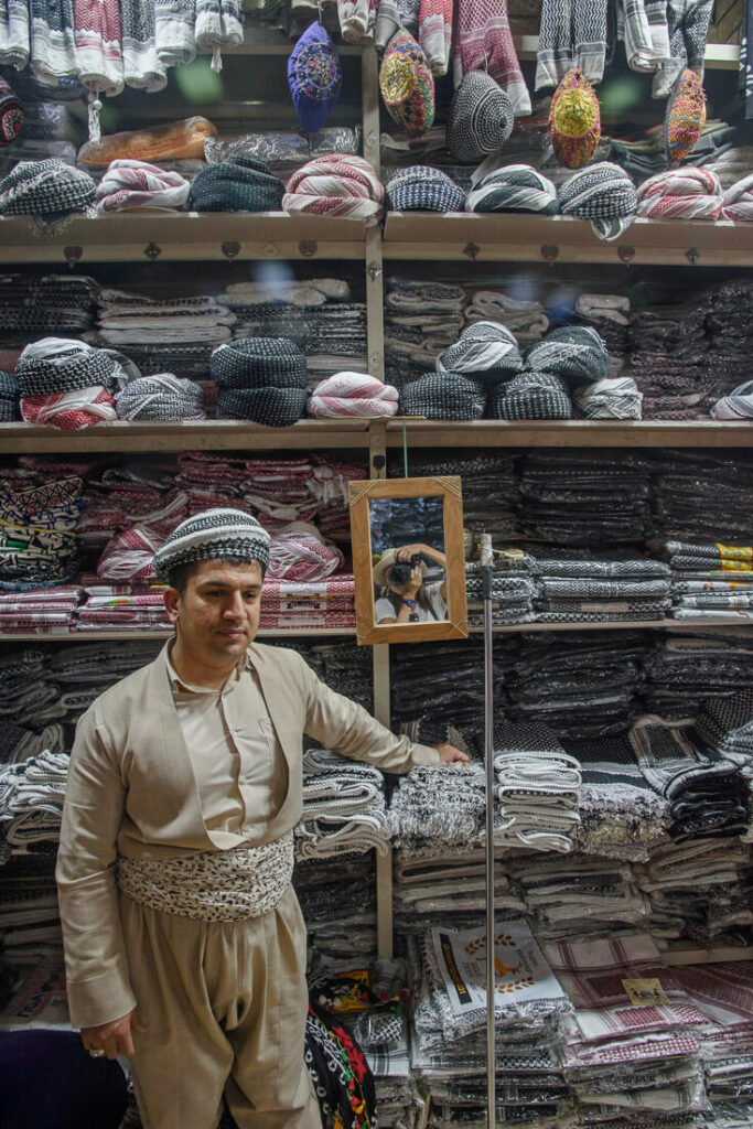 Qaysari bazaar Erbil