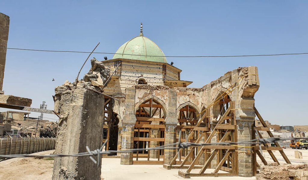 al Noori Mosque Mosul