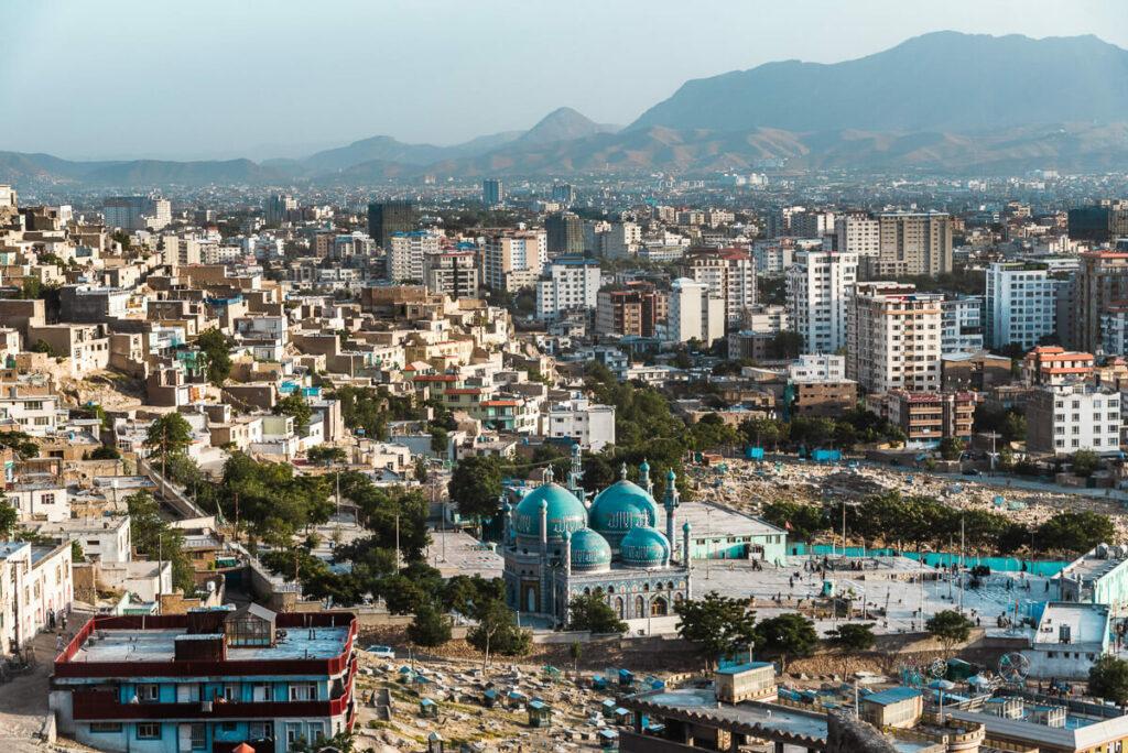 qué tan seguro es Afganistán para turismo