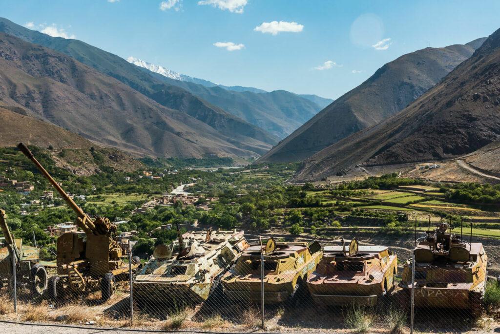 es seguro visitar Afganistán