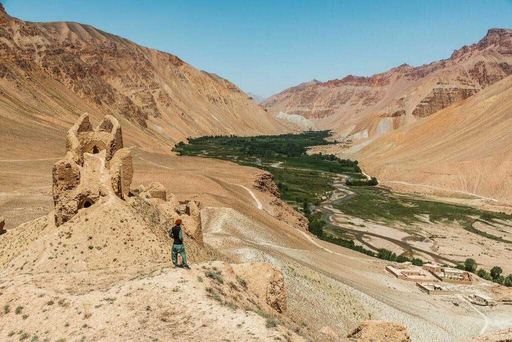 es segura Bamyan?