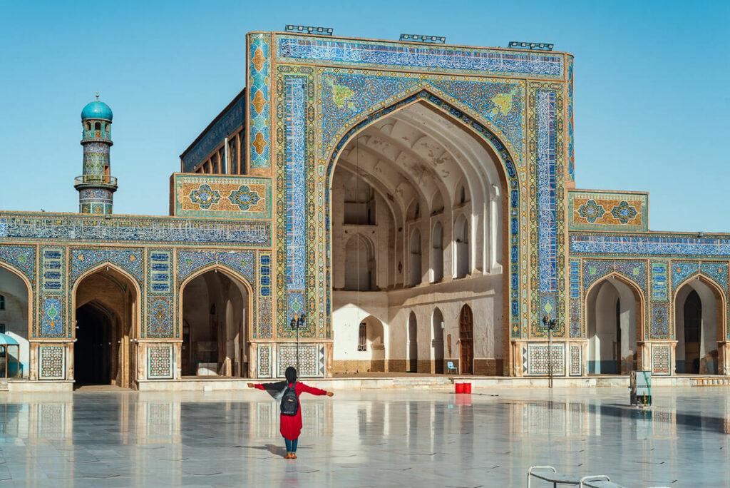 es segura Herat