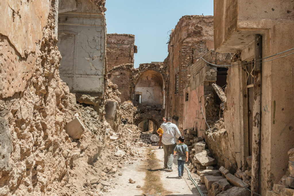 is Mosul safe