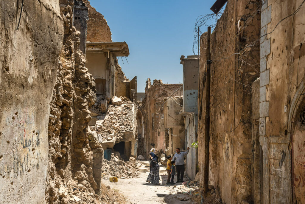 is Mosul safe to visit