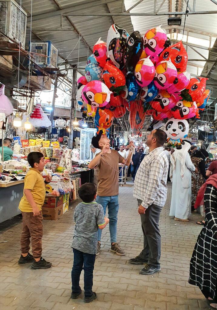 mosul bazaar