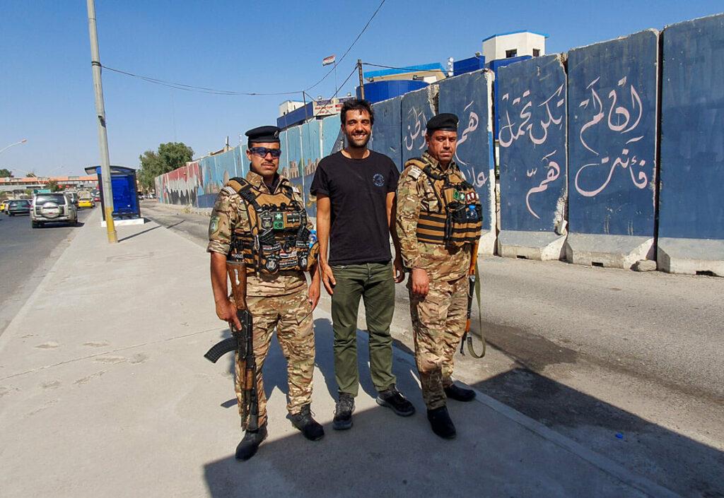 Mosul trip