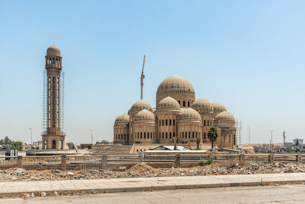 trip to Mosul