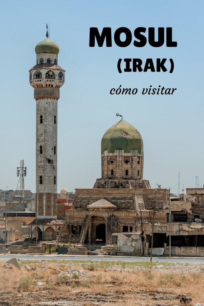 visitar Mosul