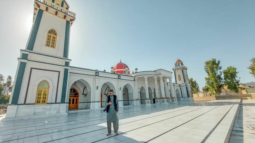 Red Mosque Kandahar