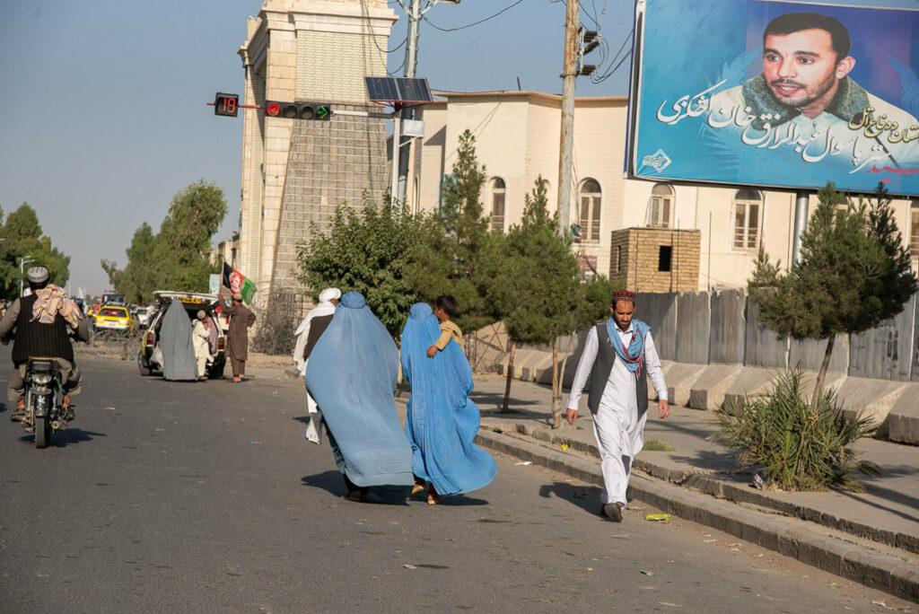 Kandahar streets