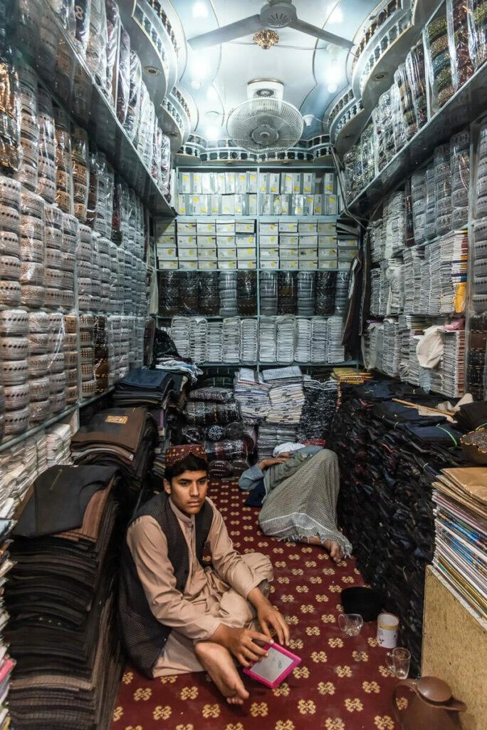 Kandahar bazaar