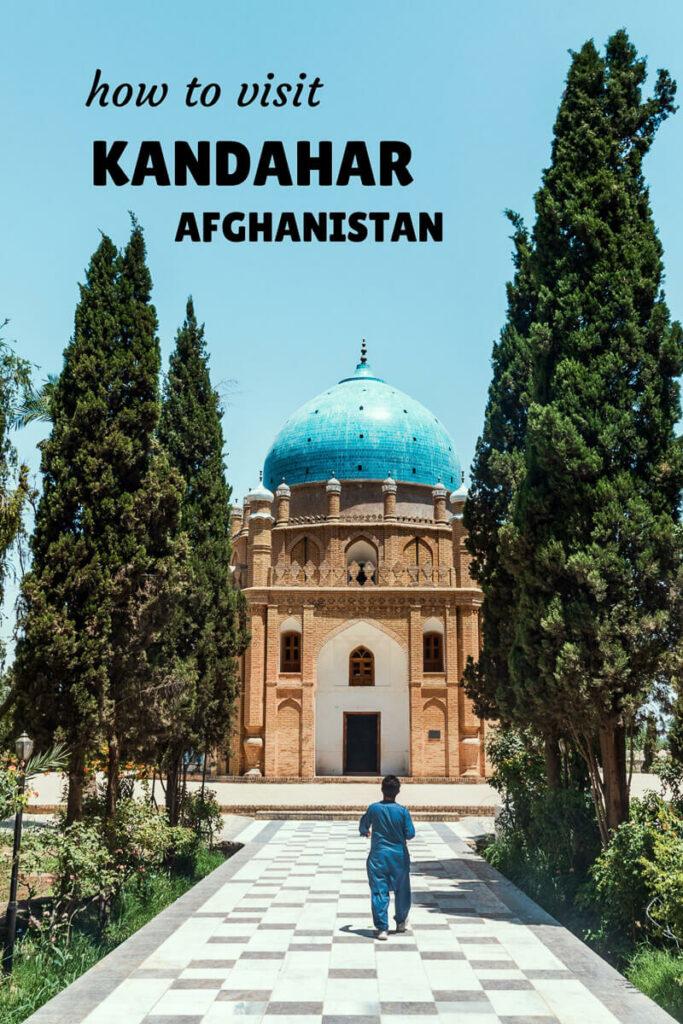 Kandahar travel