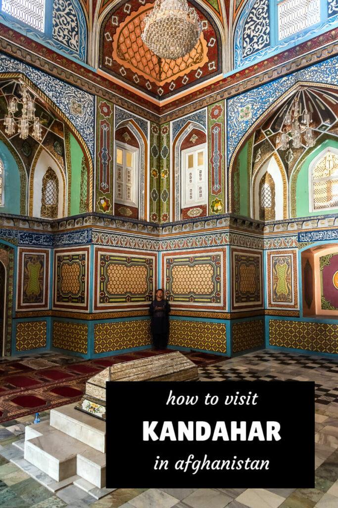Kandahar travel guide