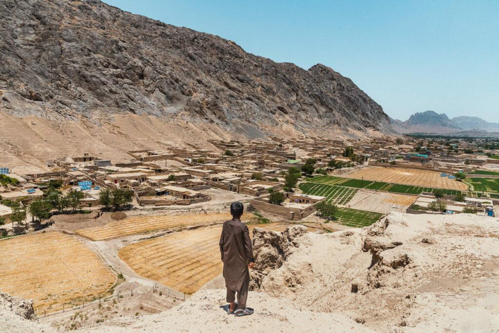 old Kandahar