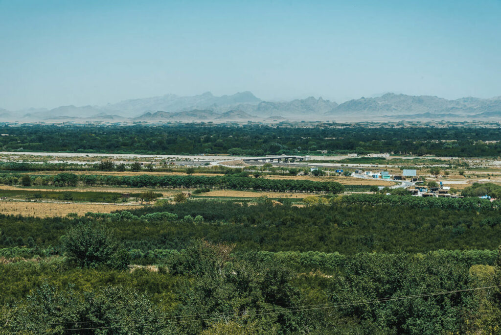 travel to Kandahar